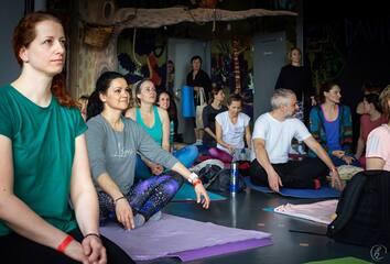 Reportáž: Yogafest Zlín 2019