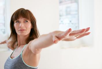 Menopauza a hormonální jógová terapie