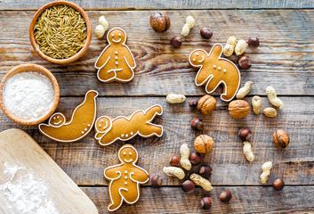 Adventní inspirace – cukroví a pohoštění