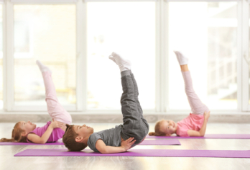 Kreativní jóga pro děti se Sar