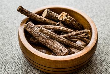 Síla kořenů bylin