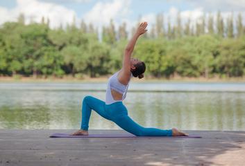 Vitální jóga – pro zdraví a krásu