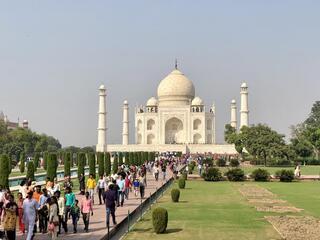 Indie poprvé
