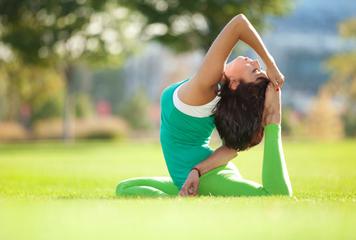 Cyklická jin jóga