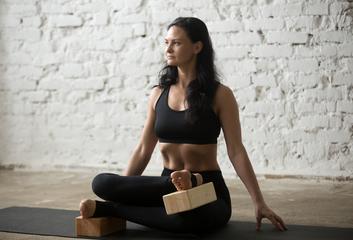 Jin jóga – jak zrelaxovat tělo vsedě