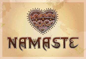 Namasté – Gesto pokory