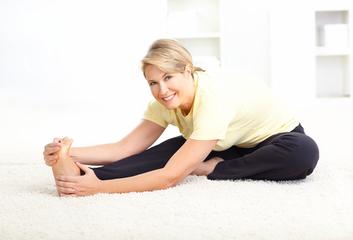 Podpůrný vliv jógy na vitalitu a tvorbu hormonů