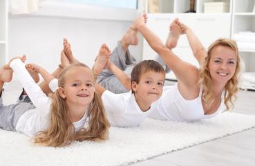 Dospělácké lekce jógy, nebo dětská jóga?