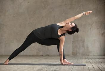 Jak jsem se seznámila s vinyasa flow jógou