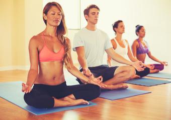 Chanting Yoga suter & Meditace