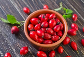 Šípky – plody podzimu