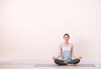 Jak sedět (nejen) při meditaci správně?