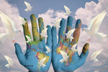 Jsme jeden Život, jedna Cesta, jedno Vědomí