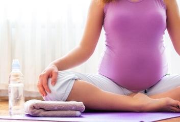 Jóga pro těhotné (do/don't)
