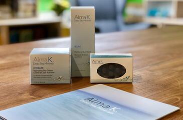 Soutěž o balíček kosmetiky ALMA K