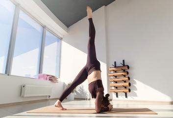 Když jóga bojuje s tělem
