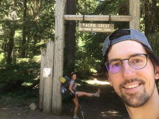 Týden osmnáctý aneb kdo říkal, že Oregon je rovina, děsně kecal