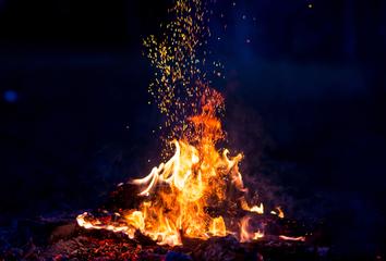 Oheň jako rituální prostředek