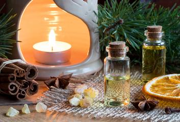 Aromaterapie v období adventu