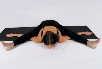 O životě s jógou.....Jana Konrádyová