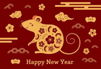 Čínský rok kovové Krysy