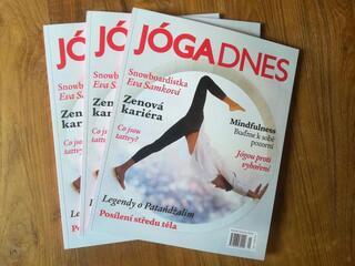 Nový formát Jóga DNES & Jóga Virtual