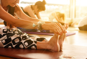 Jin jóga aneb praxe tiché síly