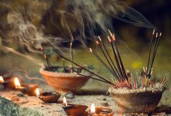 Příběh o jogínech: Ádi Šankaráčárja