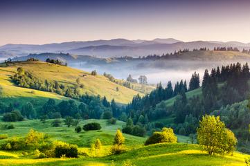 Zakarpatská Ukrajina – Duše Karpat