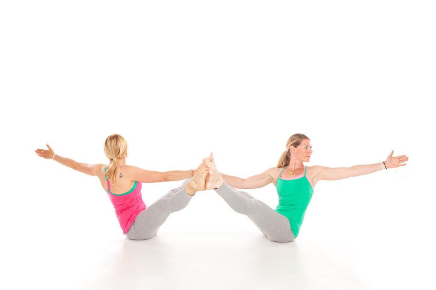 Párová jóga