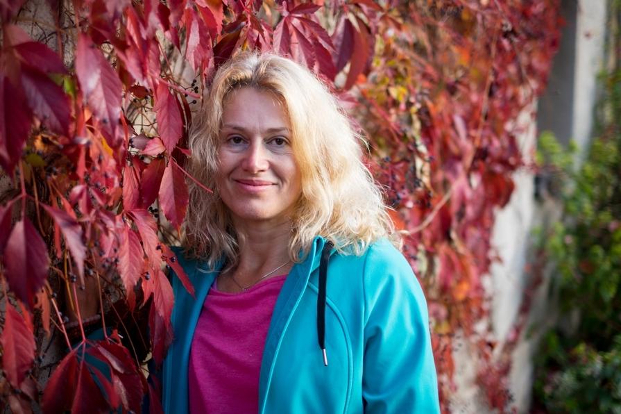 O životě s jógou.....Regina Šimoníčková