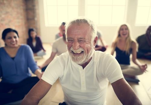 Jóga smíchu – Hasya Yoga