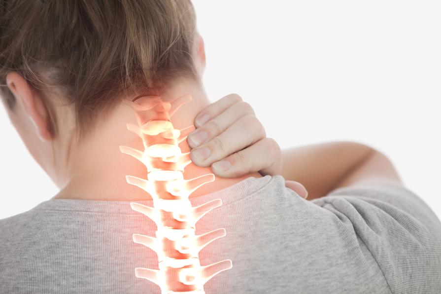 Jak nejlépe redukovat napětí v oblasti krku a ramen?