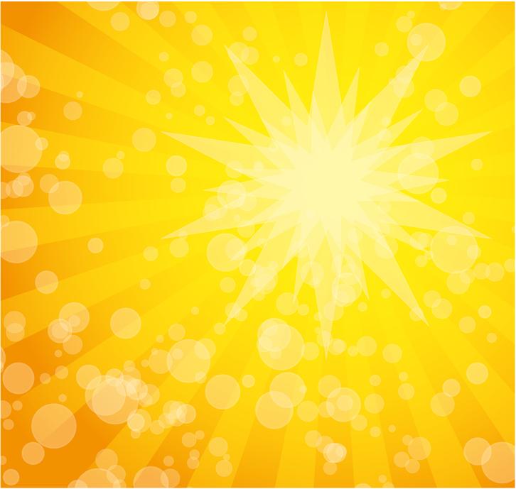 Probudí vás pozdrav slunci