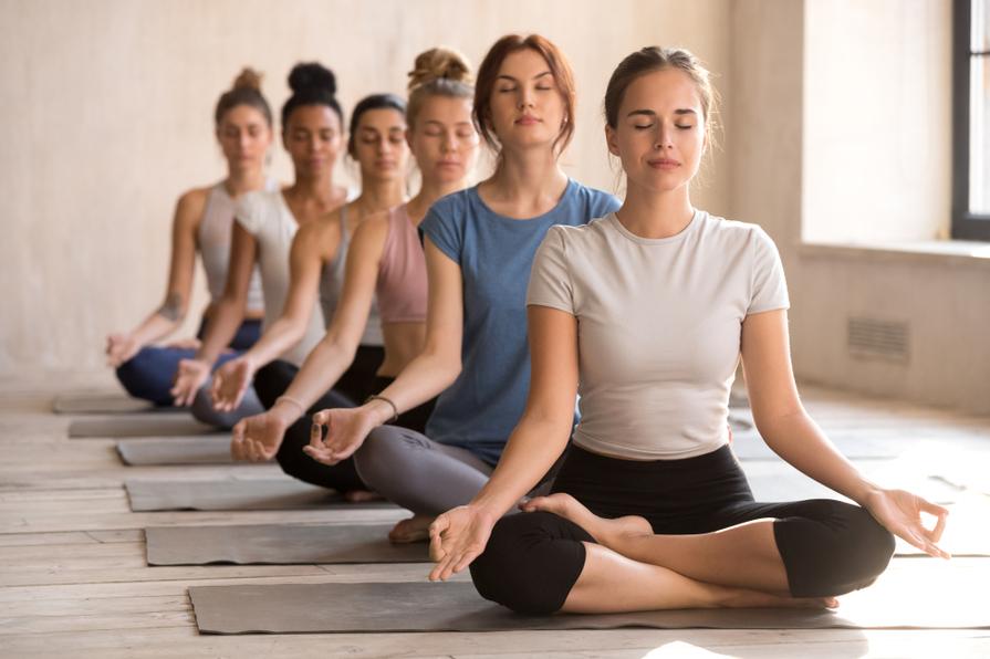 Meditační sedy