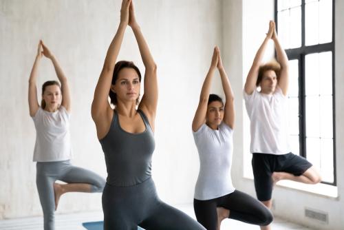 Postmoderní jóga