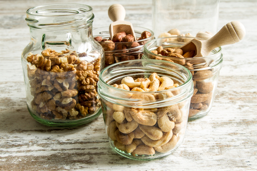 Ořechy – výběr, péče a skladování