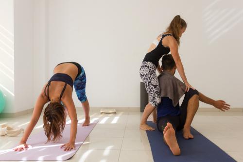 Mysore jóga neznamená pouze aštanga