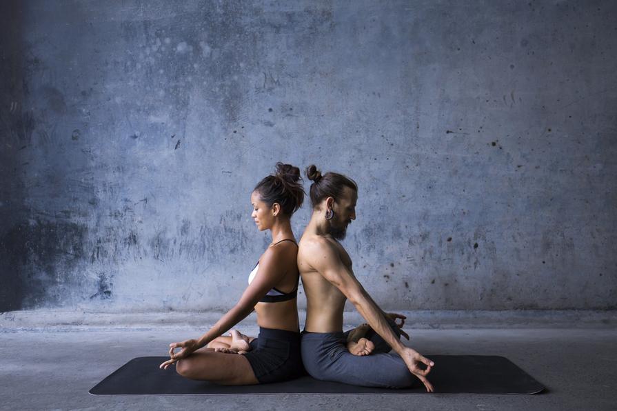 Partnerská jóga
