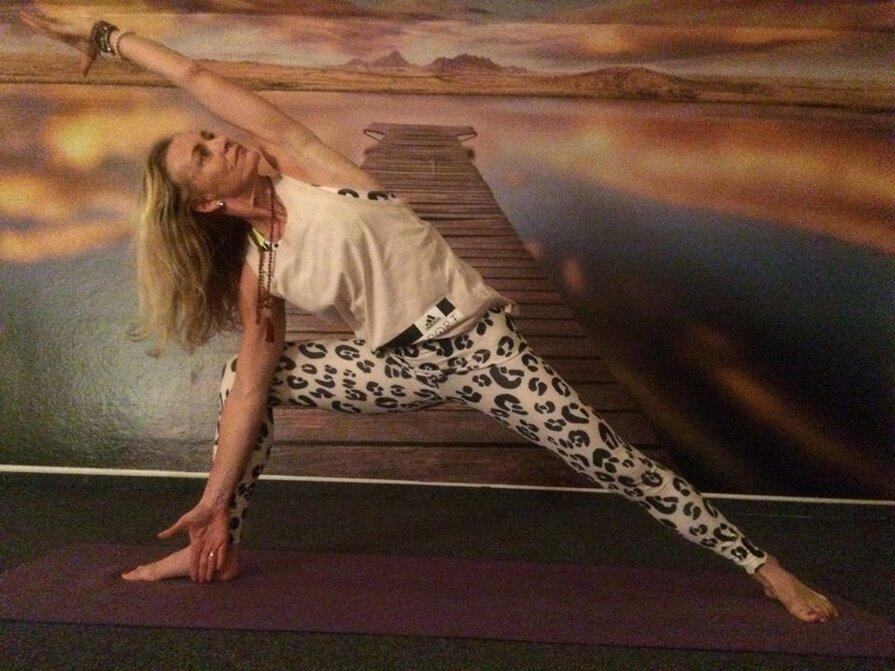 O životě s jógou........Simona Josefová