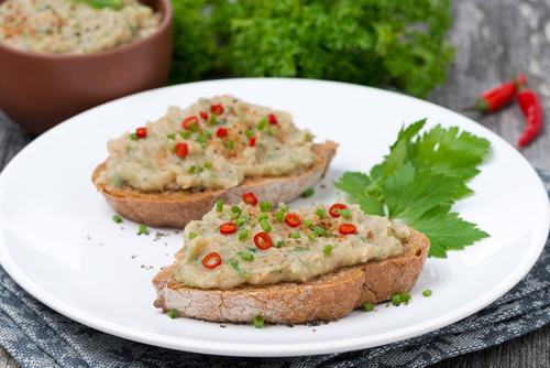 Silvestrovské chuťovky: Dip z bílých máslových fazolí