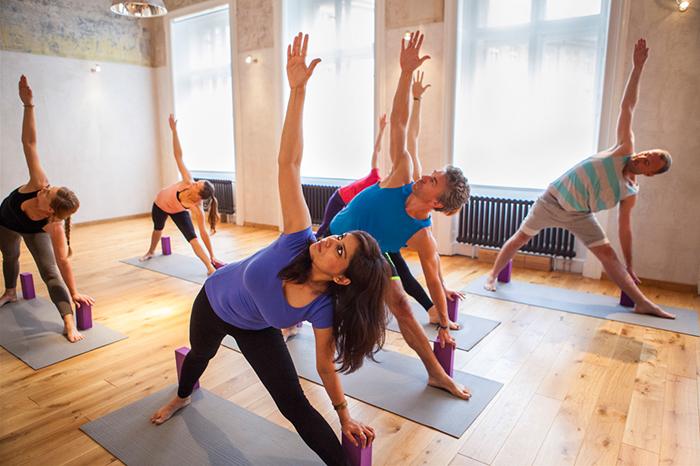 Proč zkusit lekce Iyengar jógy?