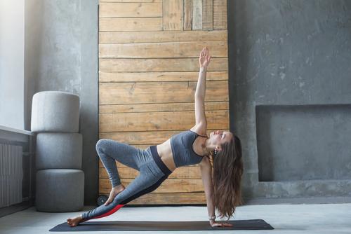Nejlepší jógové pozice pro sportovce