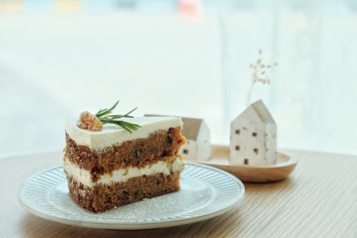 "Mrkvový dort alias ""carrot cake"""