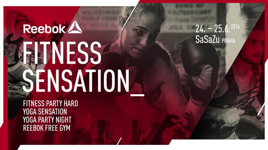 Reebok Fitness Sensation - Yoga Sensation