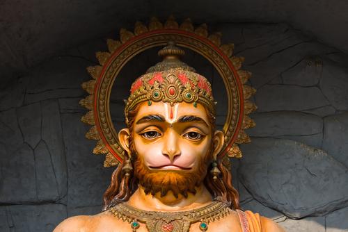Hanuman - duše zrozená z oblohy