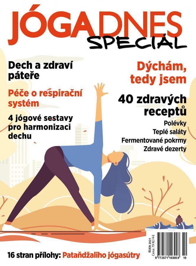 Nový JÓGA DNES Speciál vychází 1. října!