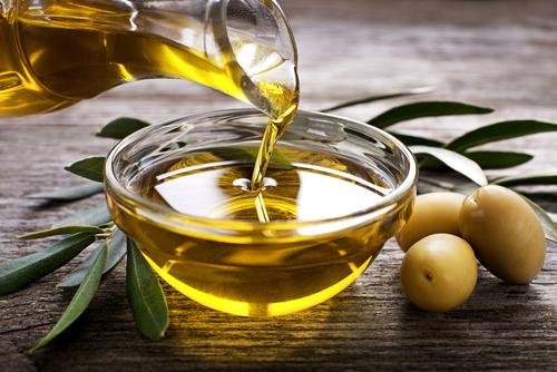 Olivový olej a jeho správné používání