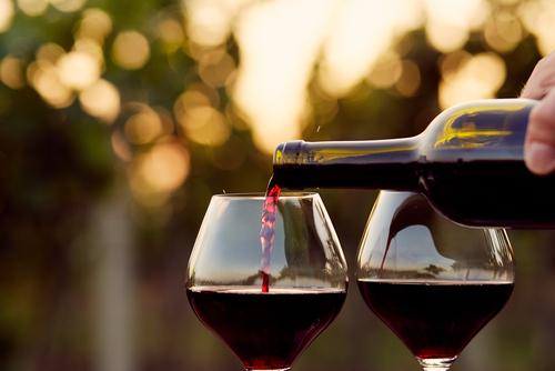 Červéné víno